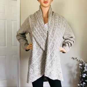 "Carolyn Taylor Women's ""Sweater"" Cardigan Size XL"